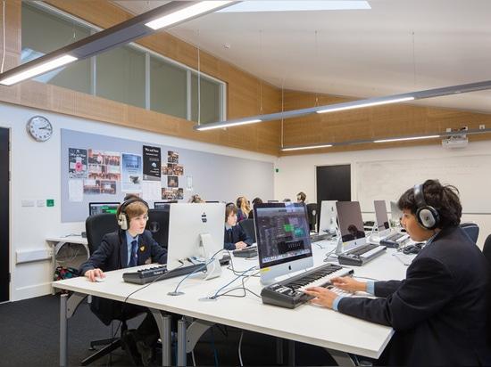 las salas de clase utilizan el crocker de aprendizaje innovador de tim del © de la imagen de las herramientas