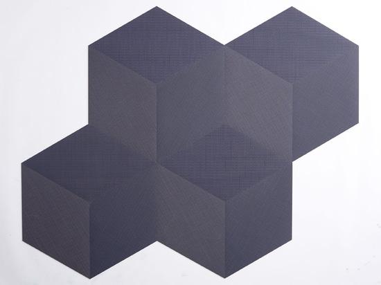 ¡Dickson está revolucionando pisos con su nueva colección de vinilos tejidos gráficos!
