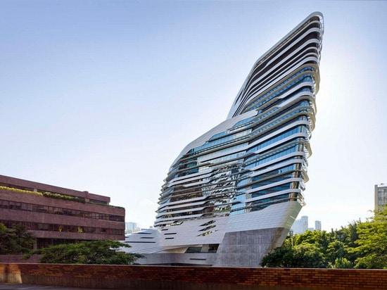 Torre de la innovación del club de jinete