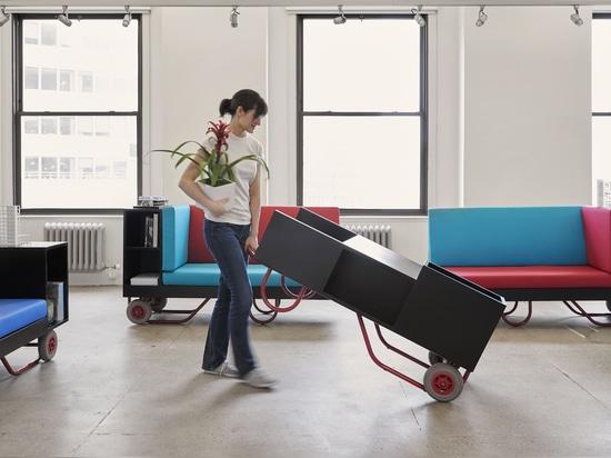 Cornell University revela serie de vaivén de los muebles