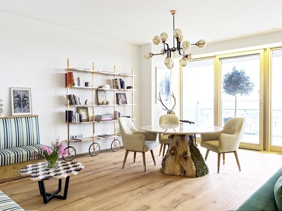 Proyecto de diseño único en Estambul