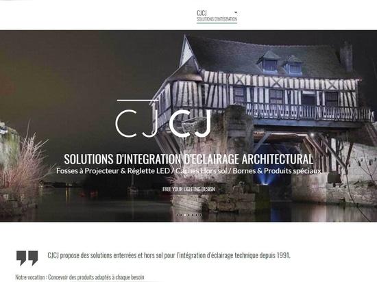 Soluciones de CJCJ de la integración de iluminación arquitectónica