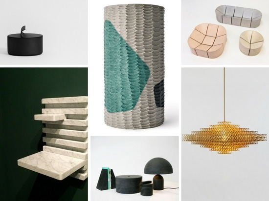 Productos diseñados por Philippe Malouin.