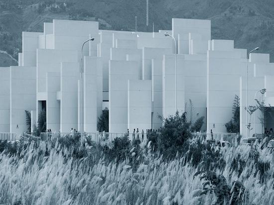Cortesía de la arquitectura de CAZA