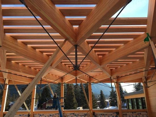 Escuela primaria de Banff, Alberta, Canadá