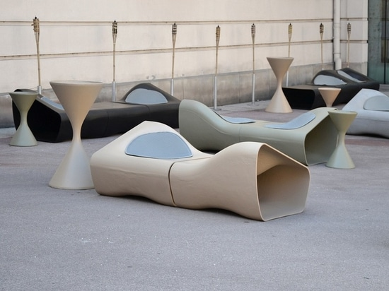 Duna. Cortesía del diseñador austríaco Rainer Mutsch.