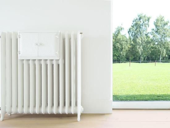 Simplicidad, elegancia y calefacción eficiente