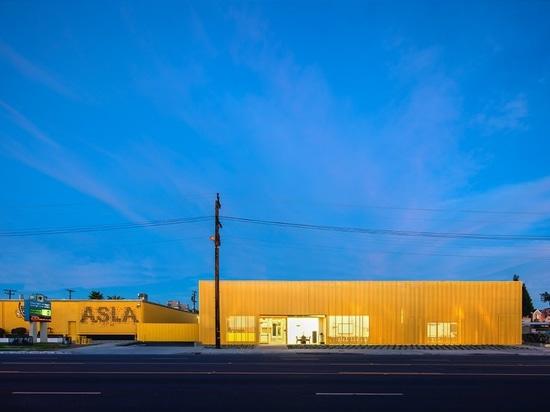 Los Angeles. Una escuela secundaria construida en un contexto social frágil