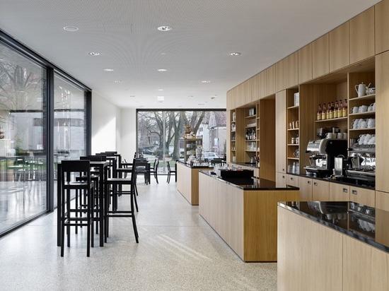 Alemania. Max Dudler diseña la nueva biblioteca de Heidenheim