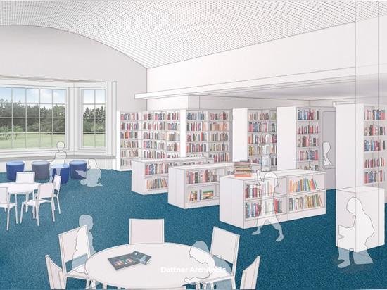 Biblioteca pública de Scarsdale