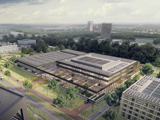 Centro de innovación global de las comidas en Wageningen