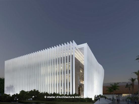 La universidad Nanoscience de Tel Aviv y centro de la nanotecnología