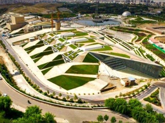La librería más grande del mundo se abre en Teherán, Irán