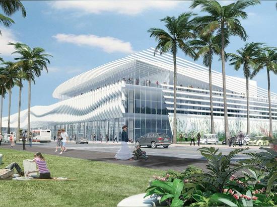 Miami se mueve a continuación con el centro de convención reajustado por los fentress