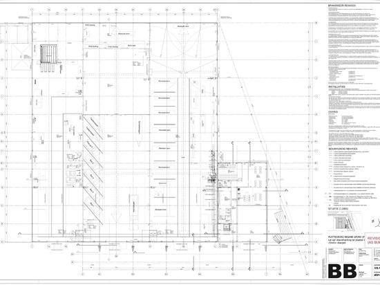 Jefaturas de EeStairs   Bronsvoort Blaak Architecten