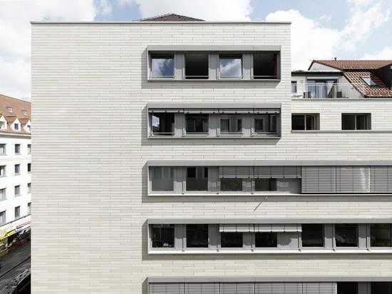 """""""Schillerstraße"""" en Munich"""