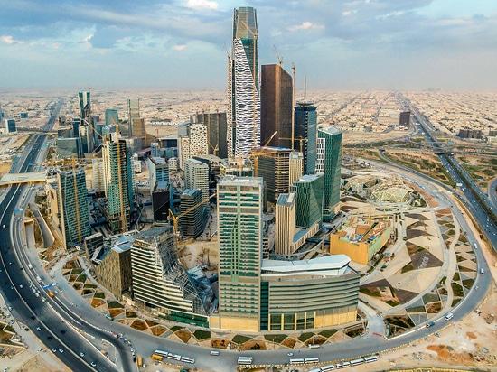 Rey Abdullah Financial District - la Arabia Saudita