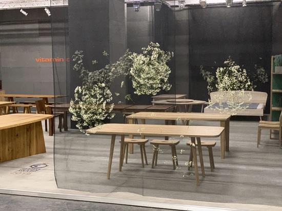 diseño de la vitamina en muebles del diseño del cologne 2019 del IMM los nuevos