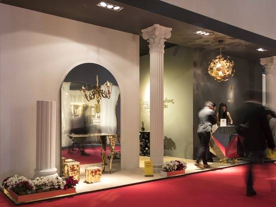 Salone del Mobile 2019 - Primeros Highlights exclusivos de Boca do Lobo