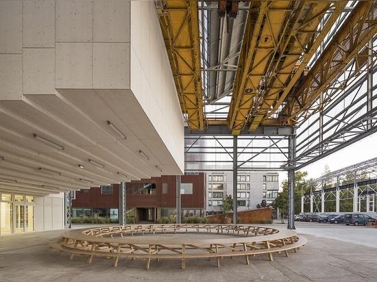 Almacenes Alstom, Escuela Superior de Bellas Artes de Nantes Métropole
