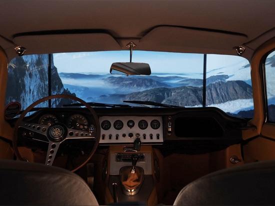 El primer teatro con elevador de coches VR