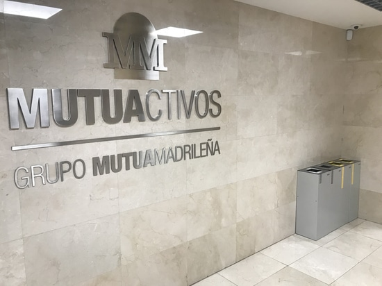 La Mutua Madrileña también recicla con Cervic Environment