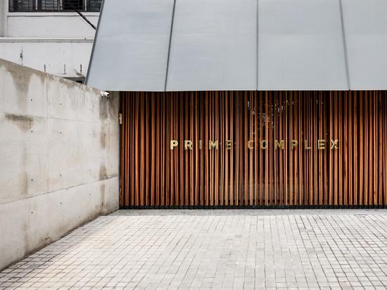Prime Complex de KE-RA Design Studio