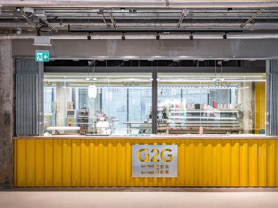 G2G Shop - Un mini molino dentro de The Mills