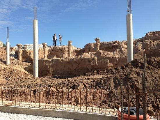 Architect@Work-Architecture como arqueología del futuro
