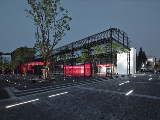 Shanghai Museum of Glass Park / Coordinación Asia