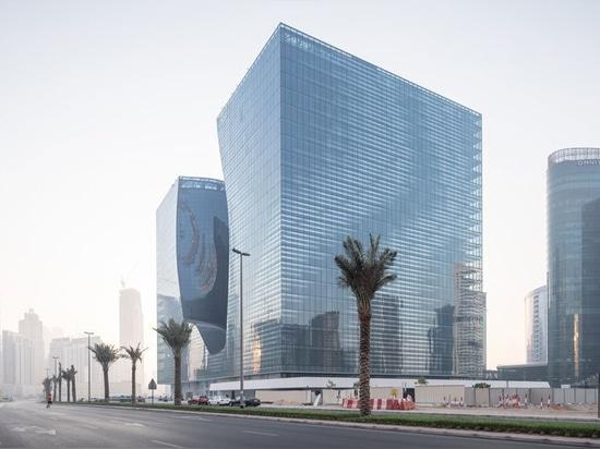 la obra'tallada' de zaha hadid, preseleccionada para el festival mundial de arquitectura 2019