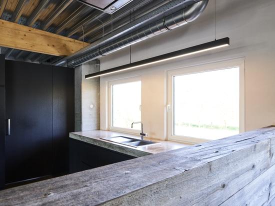 Loft industrial privado