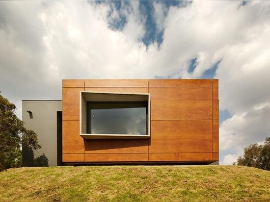 Revestimiento de madera Prodema Prodex