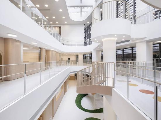 Guardería Montessori en Xiamen / L&M Design