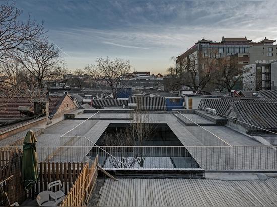 Un complejo de hutong tradicional chino se reimagina para el siglo XXI