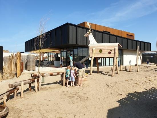 Qurios Zandvoort / 2by4-arquitectos
