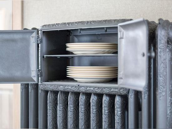 Calefacción eficiente y diseño impresionante
