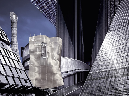Telas Metálicas para Arquitectura