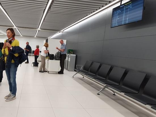 La papelera Estocolmo de reciclaje instalada en 1 de los 3 aeropuertos más importantes de Croacia