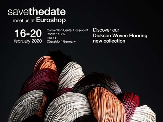 Reserve la fecha - Encuéntrese con nosotros en Euroshop!