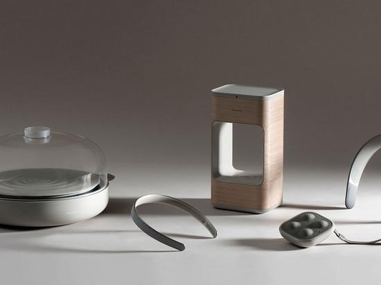 El diseño de capas diseña objetos inteligentes para beneficiar la salud