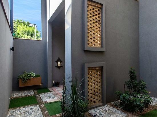 Arquitectura atemporal - El pasado, el presente y el futuro, Fawad Suhail Abbasi