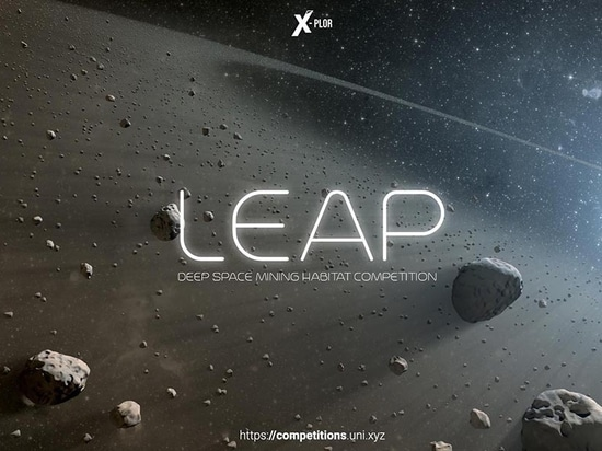 Competencia: Leap - Concurso de Diseño de Hábitat Espacial