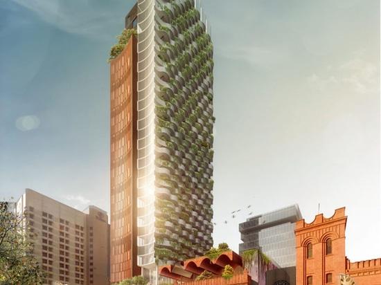 Woods Bagot revela el diseño para el mercado central de Adelaida en Australia