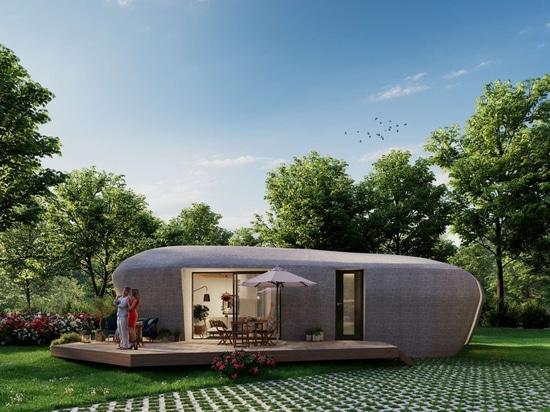 Convertir una casa impresa en 3D en un hogar