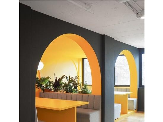 Oficinas de Galatea en Londres