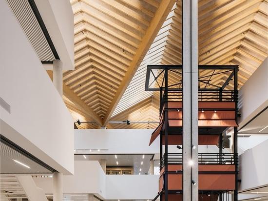 Campus West, una nueva experiencia de oficina