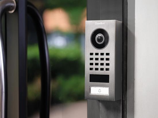 Videoportero IP DoorBird D1101V montaje en superficie