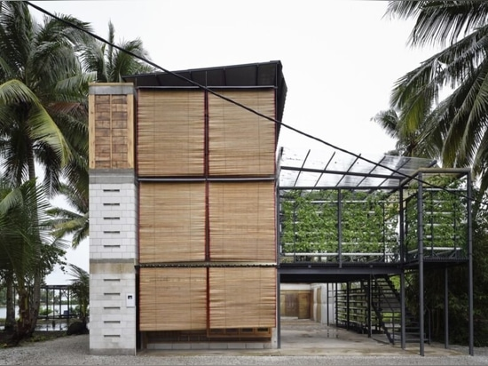 La Casa Ampliable ayuda a adaptarse a la rápida urbanización