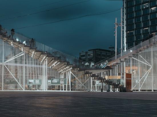 Pabellón Taksim / IND [Diseño Inter.Nacional]